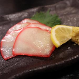鯨のベーコン 刺身 福岡